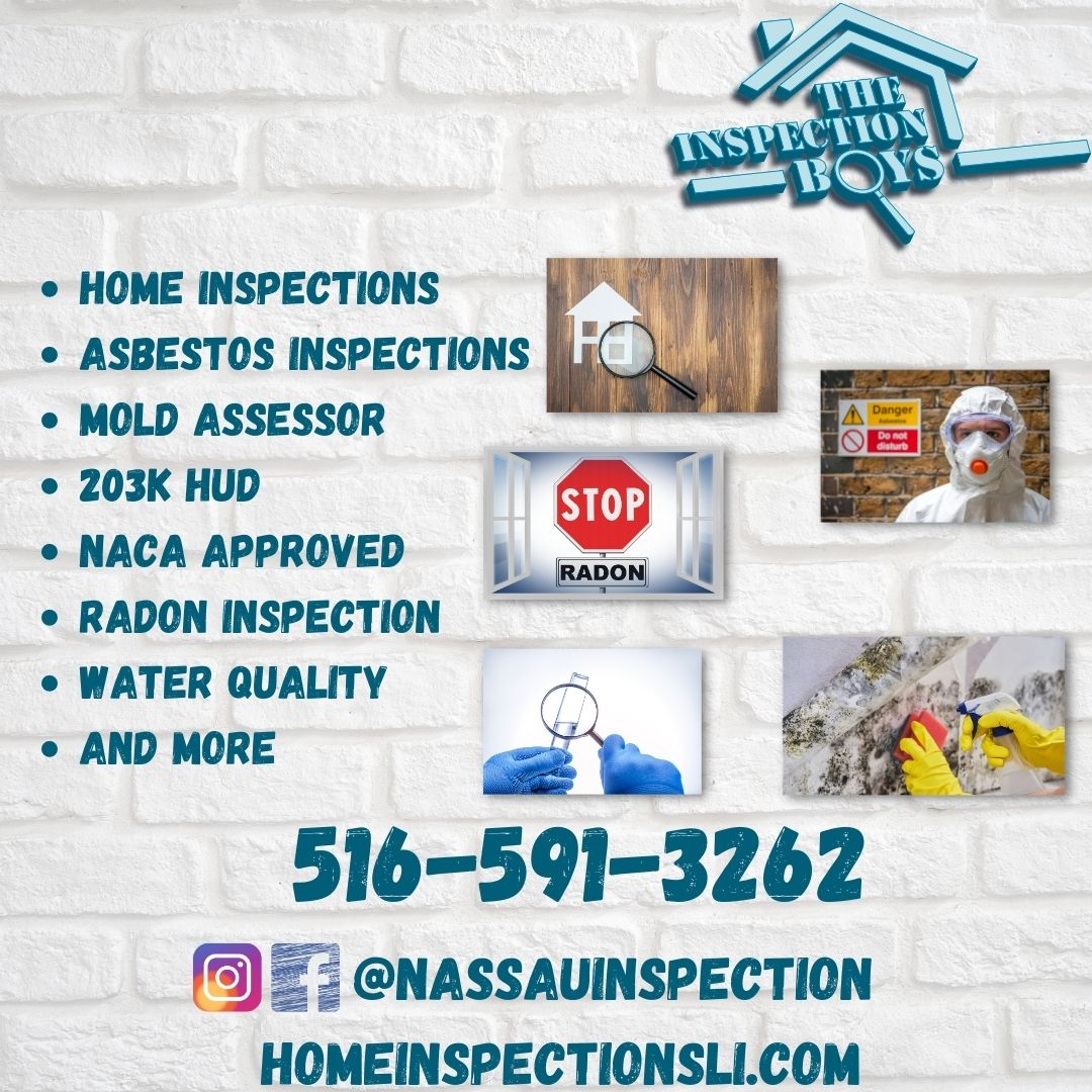 Home Inspections, Asbestos Inspections, Mold Assessor, Naca, 203k HUD and Radon Inspections